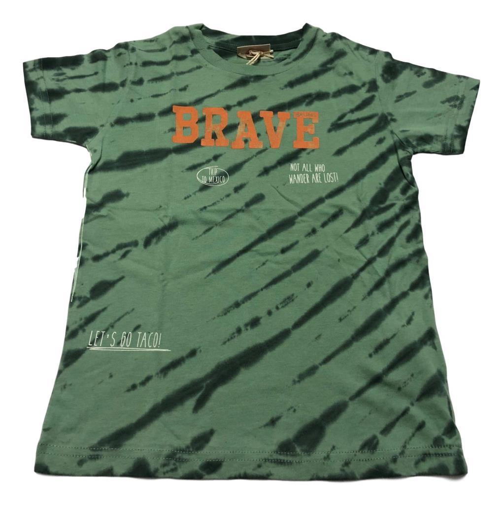 Brums Body Jersey Mezza Manica Bimbo