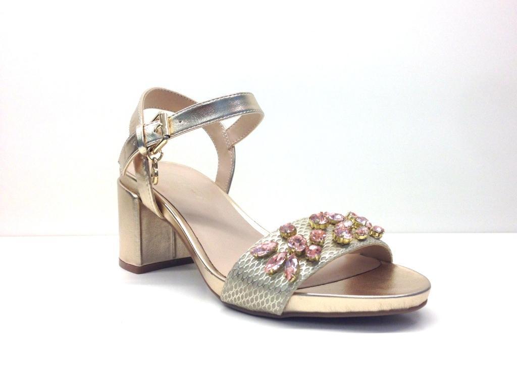 Gattinoni Scarpe Donna Roma Medio Elegante Sandalo Punq7wiud Tacco R543jLqcA
