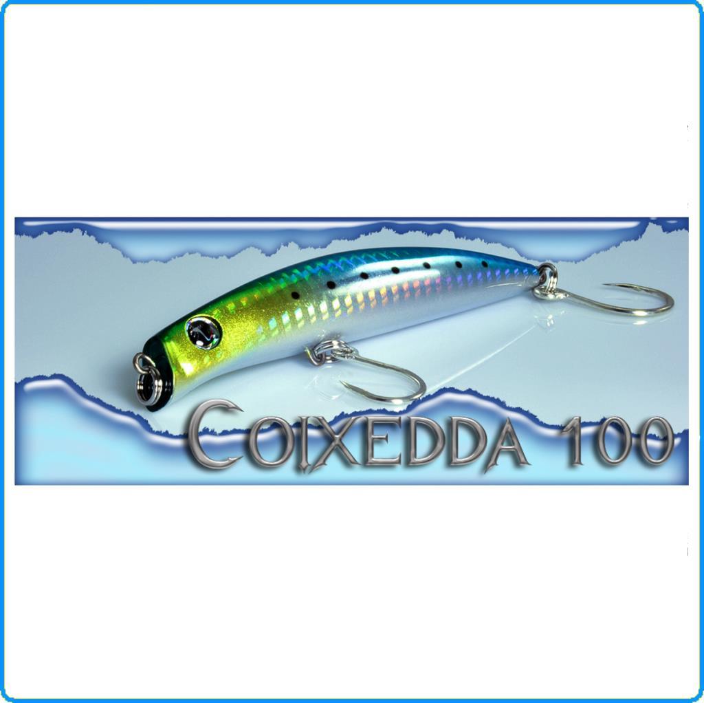 ARTIFICIALE SEASPIN COIXEDDA 100 16GR COLORE ALR