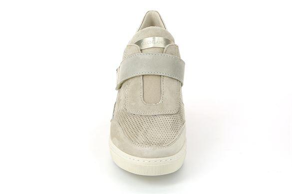 Con Su Zeppa Grunland Sportiva Donna 5 Dettagli Sneaker